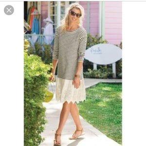 Dresses & Skirts - Soft surroundings left blank dress